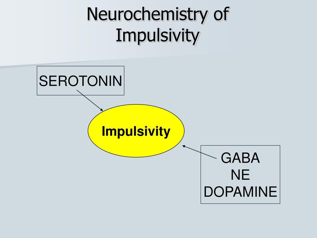 Neurochemistry of