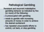 pathological gambling20
