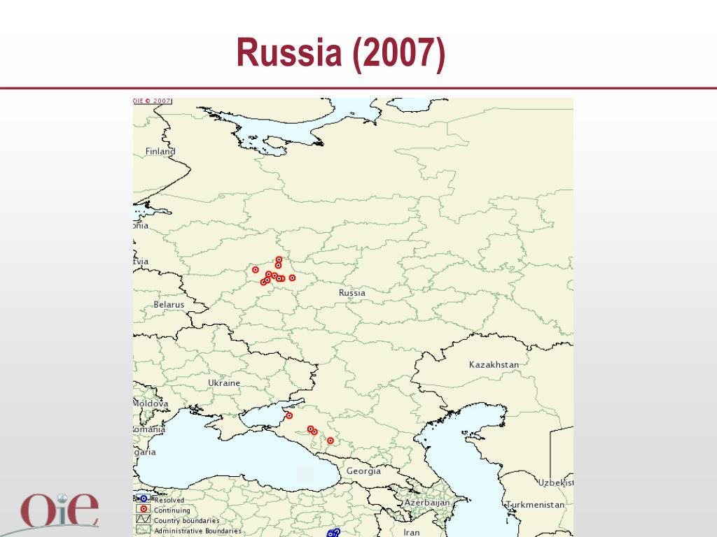 Russia (2007)