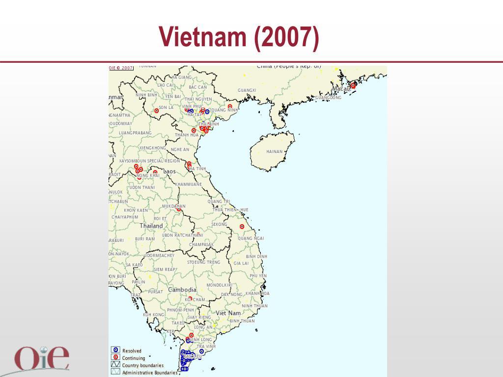 Vietnam (2007)