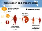 contraction and transmission7