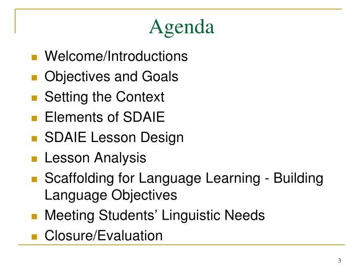 Ppt Specially Designed Academic Instruction In English Sdaie Powerpoint Presentation Id 634759