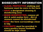 biosecurity information19