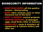 biosecurity information20
