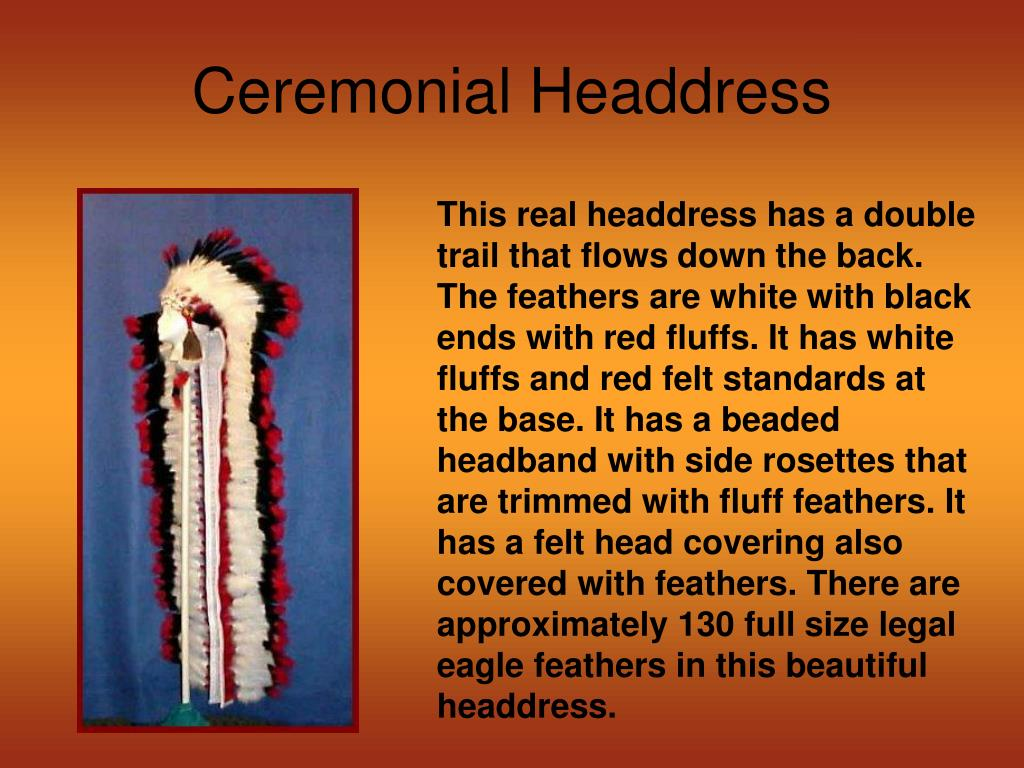 Ceremonial Headdress