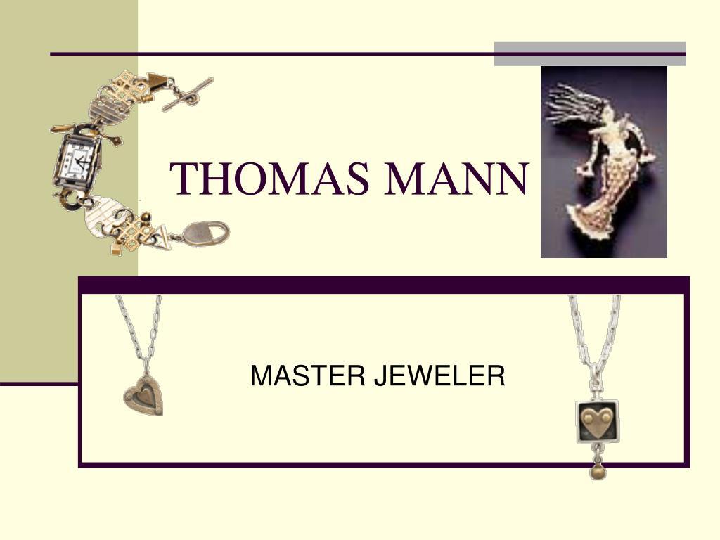 thomas mann l.