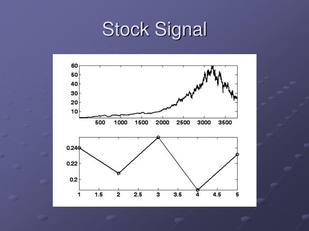 Stock Signal