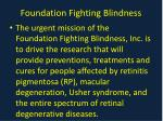 foundation fighting blindness18