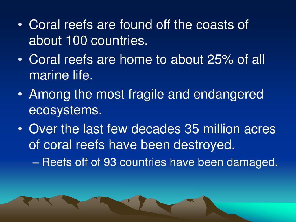 an analysis of the causes of destruction among the coral reefs Scientists are learning more about the causes of coral disease the everglades, florida bay, and coral reefs of the florida keys: an cause of sea fan death in.