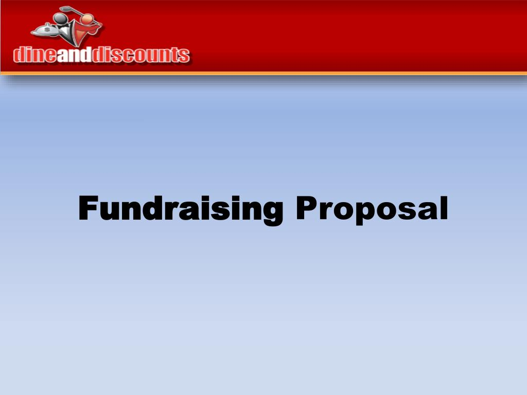 ppt fundraising proposal powerpoint presentation id 635521