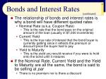 bonds and interest rates63