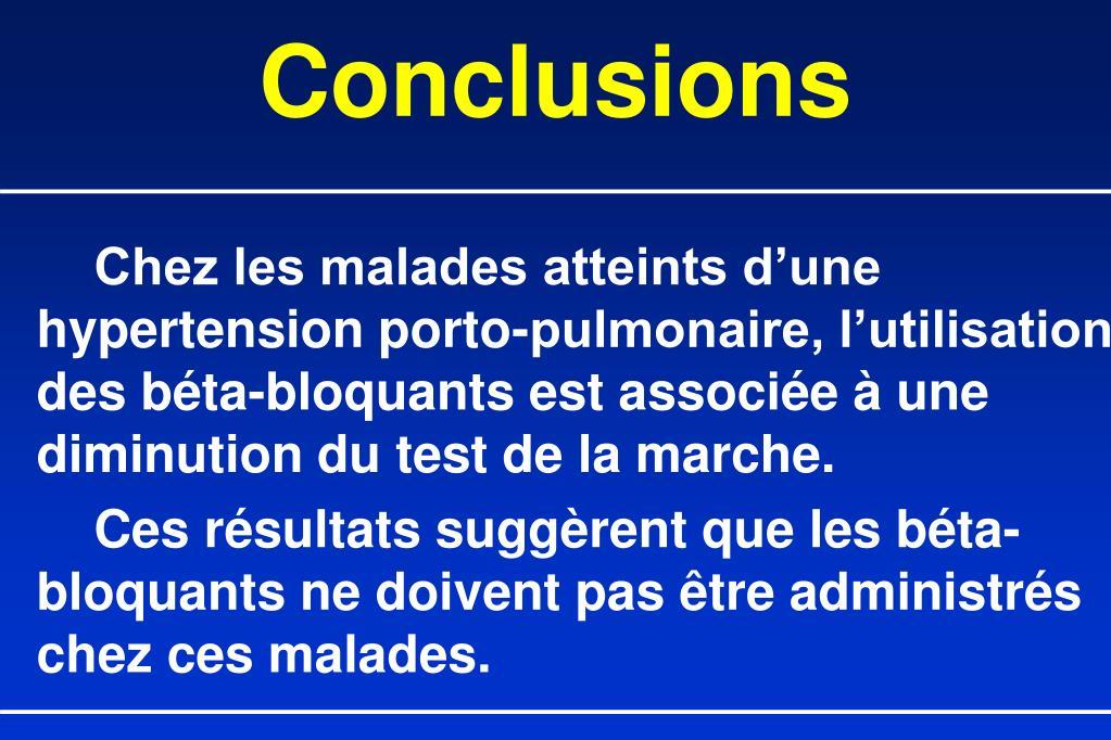 PPT - Béta-Bloquants et Cirrhose. Du Bon Usage PowerPoint..