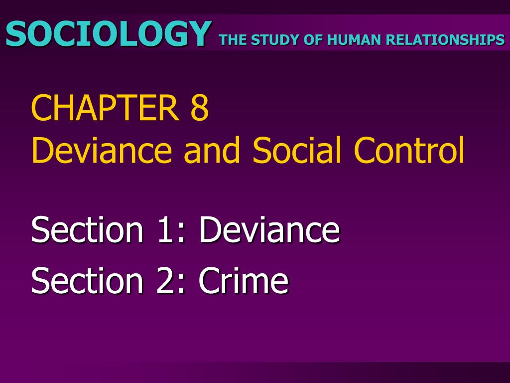 ch 8 sociology Essays - largest database of quality sample essays and research papers on sociology chapter 8 quiz answers.