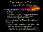 human resource strategy a people centered approach12