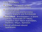 beta blockers19