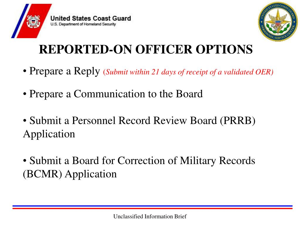 REPORTED-ON OFFICER OPTIONS