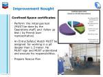 improvement sought5