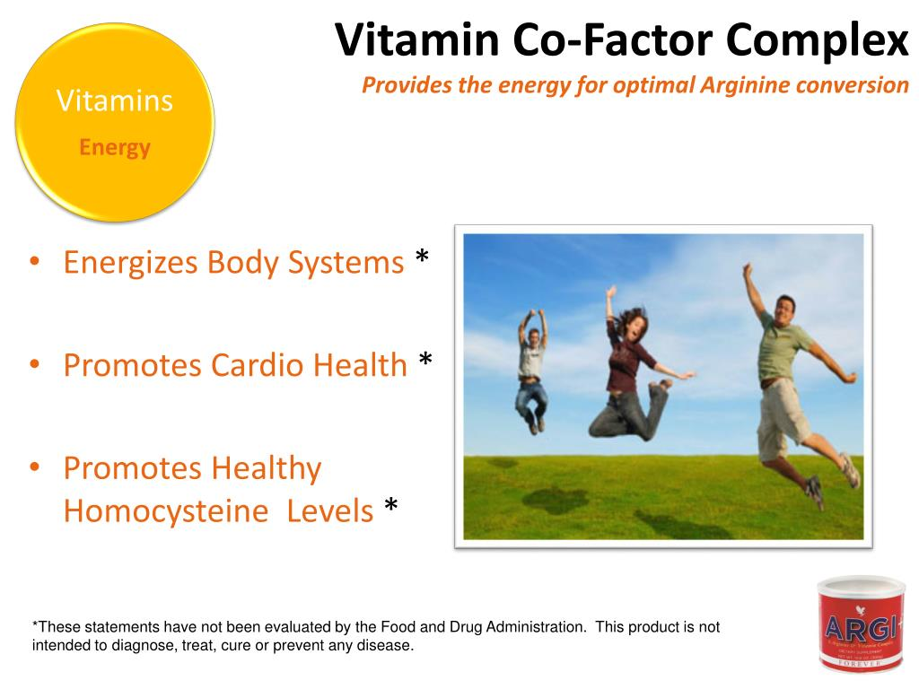 Vitamin Co-Factor Complex
