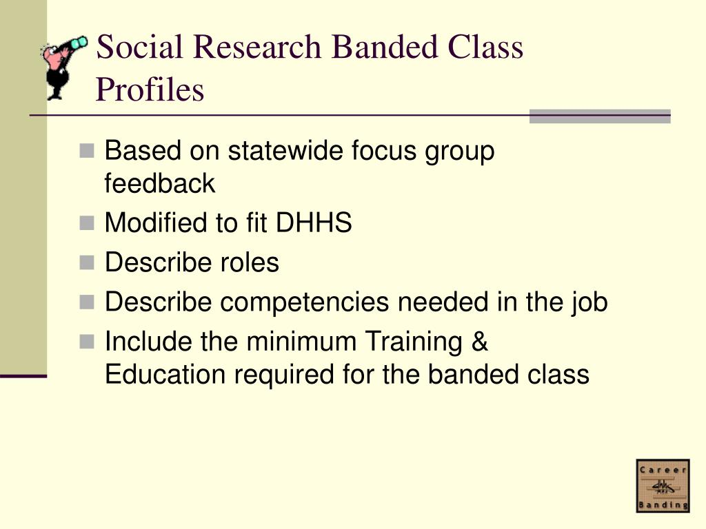 Social Research Banded Class