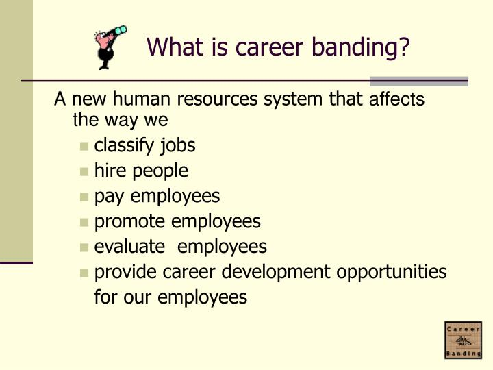 What is career banding