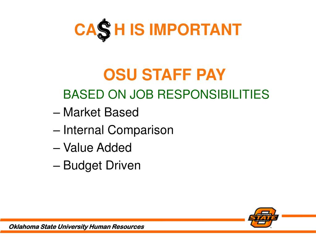 CA    H IS IMPORTANT