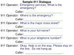 sample 911 dialogue9