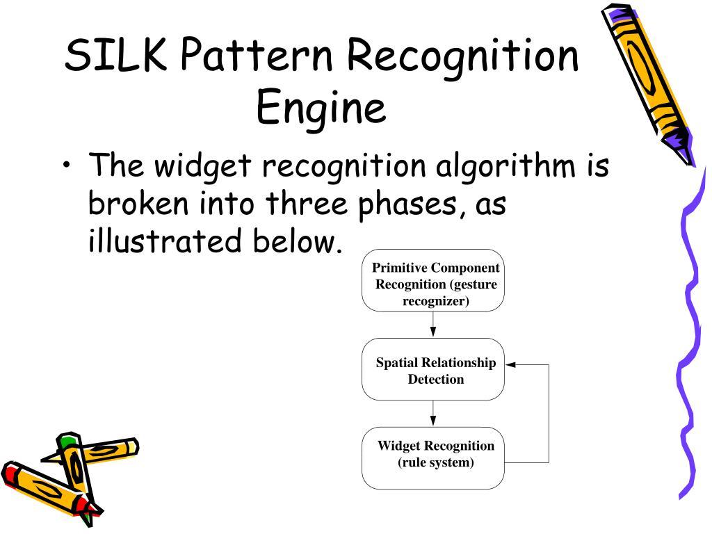 SILK Pattern Recognition Engine