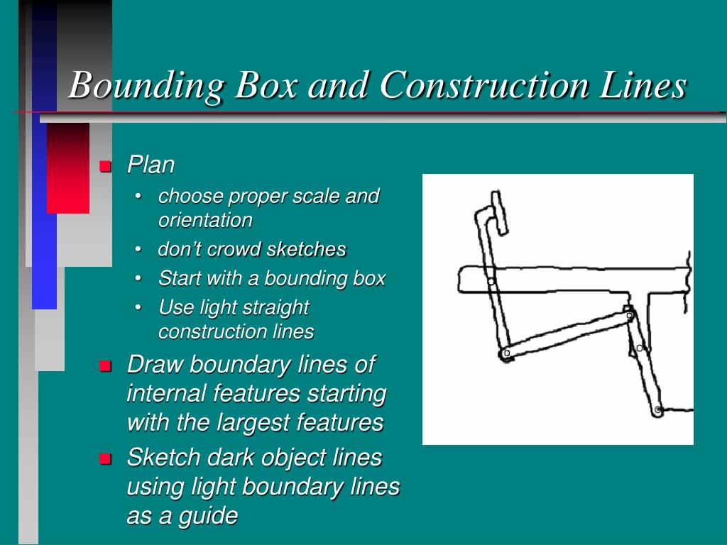 Bounding Box and Construction Lines