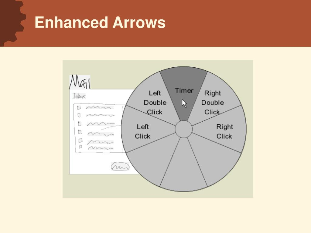 Enhanced Arrows