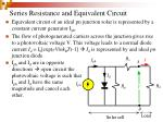 series resistance and equivalent circuit38