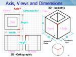 axis views and dimensions12