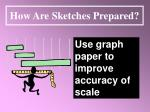 how are sketches prepared45