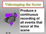 videotaping the scene31