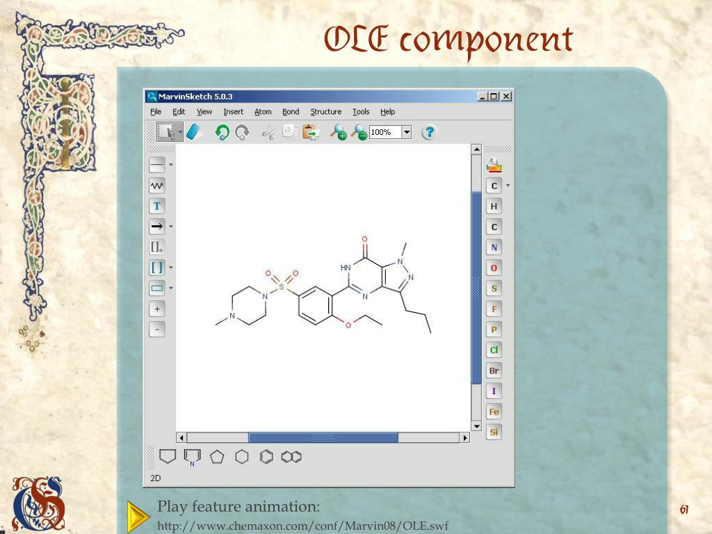 OLE component