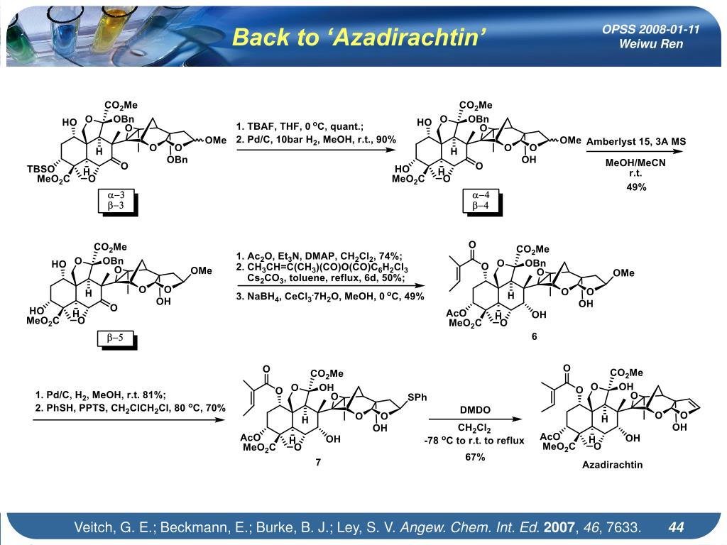 Back to 'Azadirachtin'