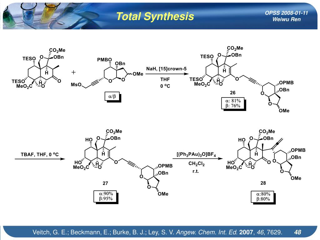 Total Synthesis