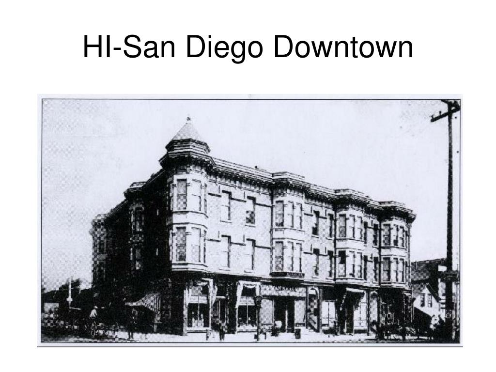 HI-San Diego Downtown