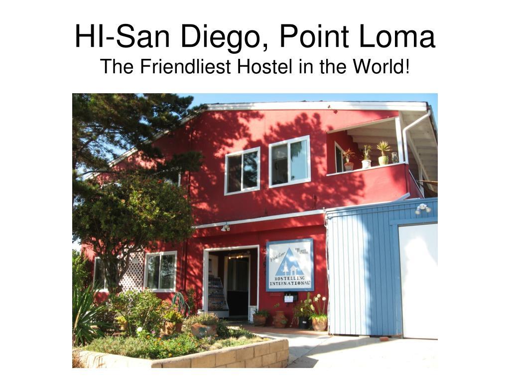 HI-San Diego, Point Loma