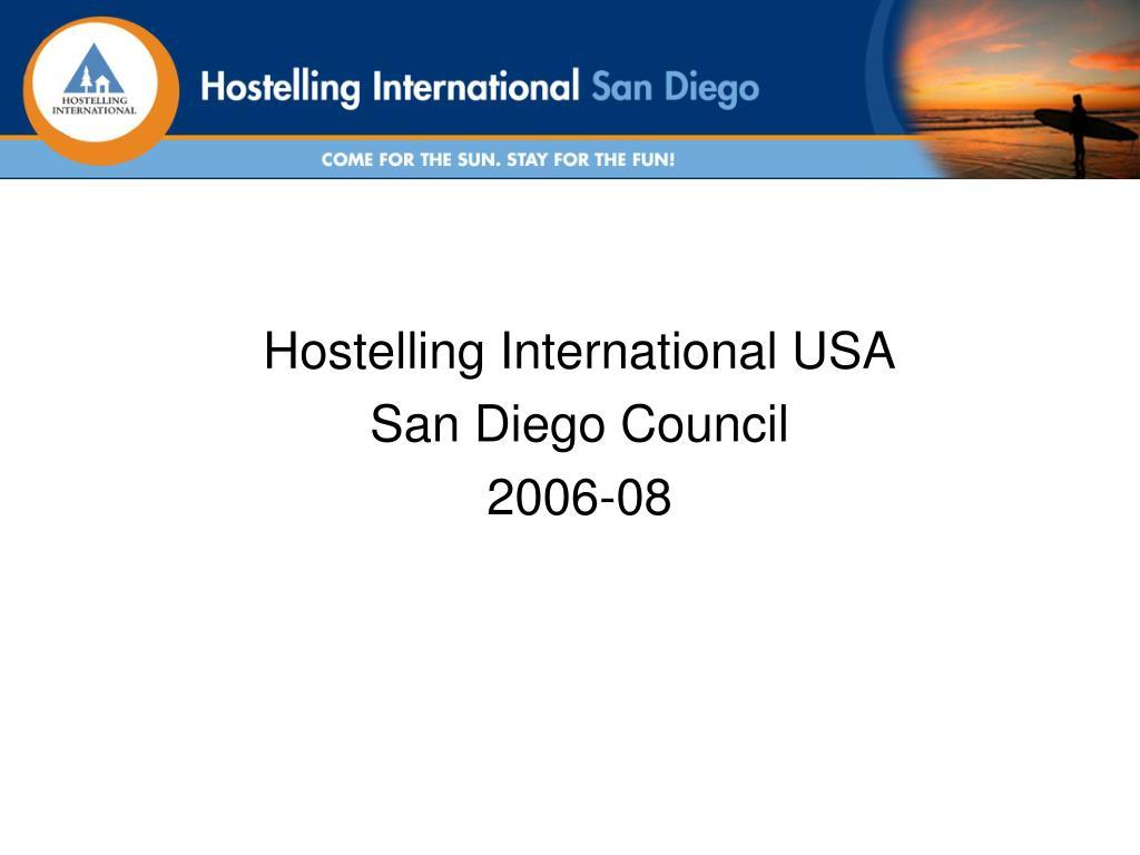 Hostelling International USA