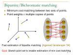 bipartite bichromatic matching