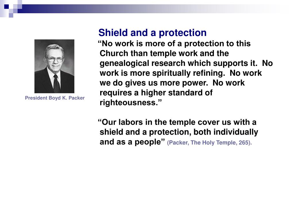 Shield and a protection