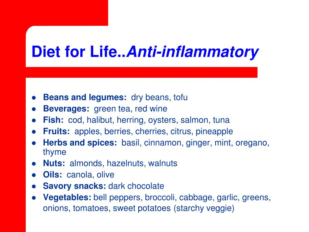 Diet for Life..