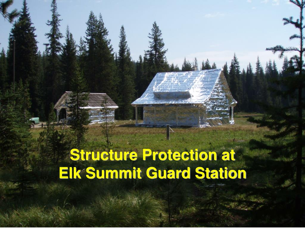 Structure Protection at