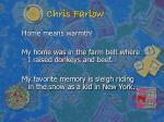chris farlow