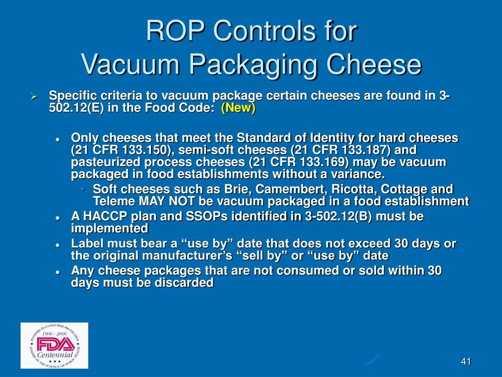 ROP Controls for