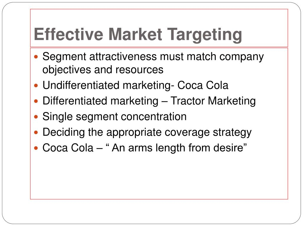segmentation target positioning for an edible oil in rural india