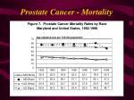 prostate cancer mortality7