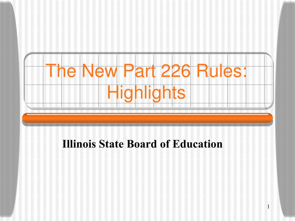 the new part 226 rules highlights l.