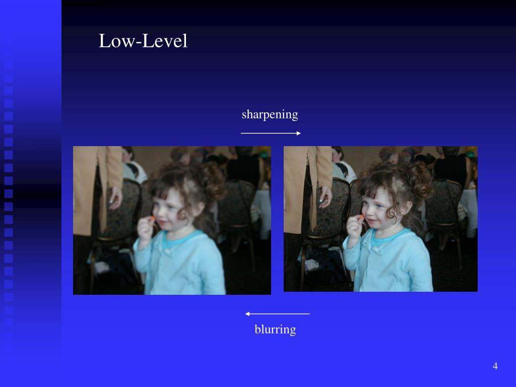 Low-Level
