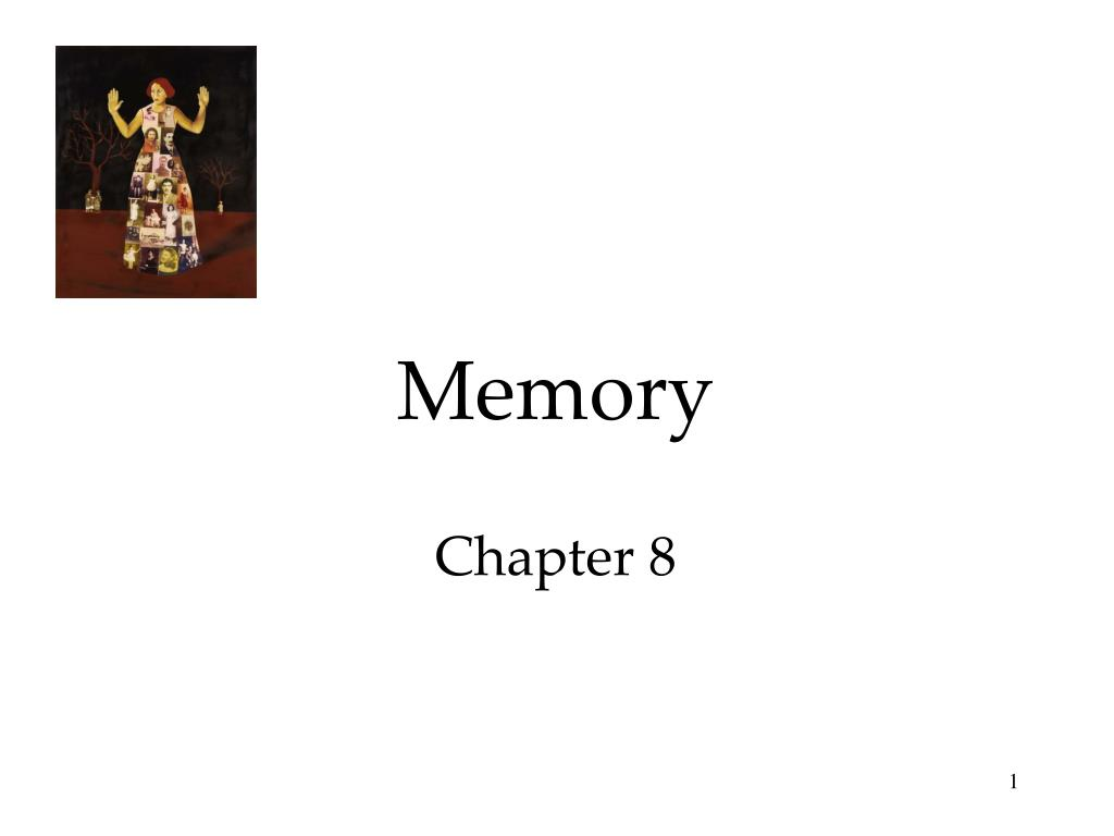 memory chapter 8 l.